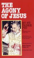 The Agony of Jesus by Padre Pio