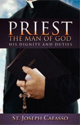 The Priest the Man of God by St Joseph Cafasso