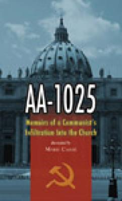 AA-1025 Memoirs of an Anti-Apostle by Marie Carre