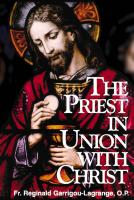 The Priest In Union With Christ by Fr. Garrigou-Lagrange, O.P.