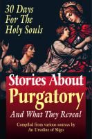 Stories about Purgatory & What They Reveal