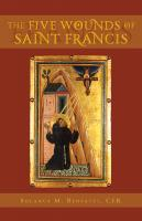 The Five Wounds of Saint Francis by Solanus Benefatti