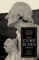 The Cure D'ars Today: St. John Vianney