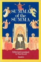 Summa of the Summa By Peter Kreeft