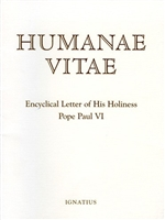 Humanae Vitae Encyclical Letter of His Holiness Pope Paul VI