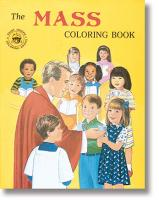 St. Joseph Childrens Coloring Books