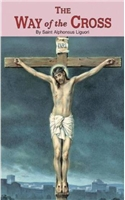 The Way of the Cross by St Alphonsus Liguori