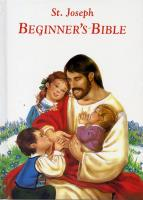 St. Joseph Beginner's Bible, by Rev. Lawrence Lovasik, SVD