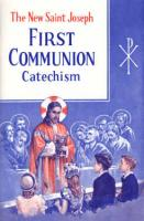 First Communion Catechism by Catholic Book Publishing - Softcover, 64 pp.