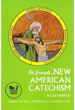 St. Joseph...New American Catechism No.2 252/05