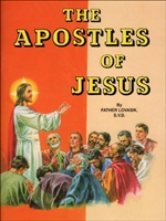 St. Joseph Picture Book Series: The Apostles of Jesus by Father Lovasik 285