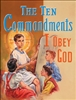 St. Joseph Picture Book Series: The Ten Commandments I Obey God 287