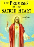 St. Joseph Picture Book Series: The Promises of the Sacred Heart 303