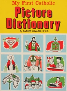 My First Catholic Picture Dictionary 306