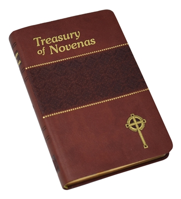 TREASURY OF NOVENAS by REV. LAWRENCE G. LOVASIK, S.V.D.  345/19