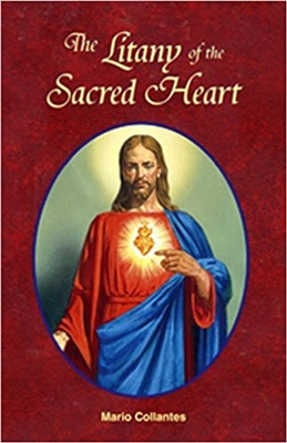 The Litany of the Sacred Heart by Mario Collantes