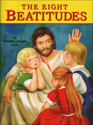 St. Joseph Picture Book Series:  The Eight Beatitudes 384
