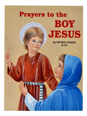 St. Joseph Picture Book Series: Prayers to the Boy Jesus 388