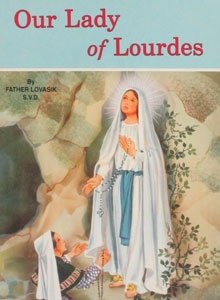St. Joseph Picture Book Series: Our Lady of Lourdes 391