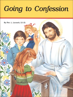 St. Joseph Picture Book Series: Going to Confession 392
