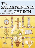 St. Joseph Picture Book Series: The Sacramentals of the Church 396
