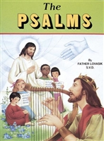 St. Joseph Picture Book Series: The Psalms 398