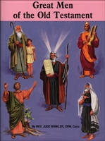 St. Joseph Picture Book Series: Great Men of the Old Testament 399