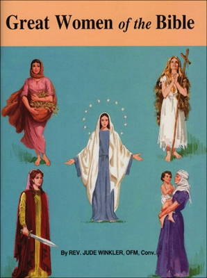 St. Joseph Picture Book Series: Great Women of The Bible 487