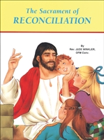 St. Joseph Picture Book Series: The Sacrament of Reconciliation 509