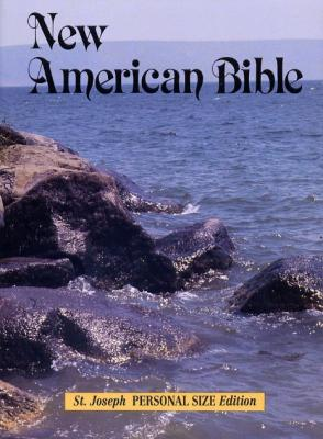 New American Bible Personal Size Medium Print Edition 510/04