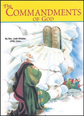 St. Joseph Picture Book Series: The Commandments of God 514