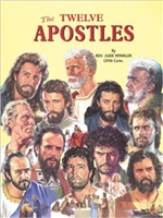 St. Joseph Picture Book Series: The Twelve Apostles 517