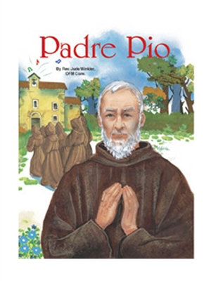 St. Joseph Picture Book Series: Padre Pio 525