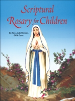 St. Joseph Picture Book Series: Scriptural Rosary for Children 526