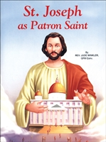 St. Joseph Picture Book Series: St. Joseph as Patron Saint 533