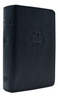 Liturgy of the Hour Blue Leather Zipper Case Vol. I 401/10LC