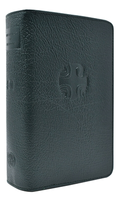 Liturgy of the Hour Leather Green Zipper Case for Vol. IV 404/10LC