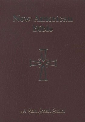 St. Joseph New American Bible (Giant Type Edition) Paperback