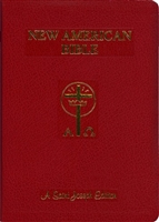 New American Bible Giant Print Imitation Leather