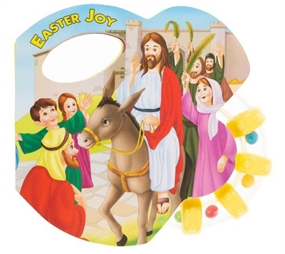 Easter Joy (Rattle Book) 985/22