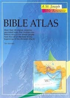 Bible Atlas by Tim Dowley