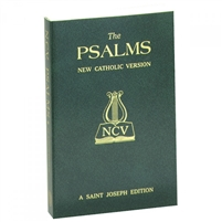 The Psalms: New Catholic Version 665/04