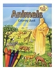 St. Joseph Animals Coloring Book 678