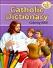 St. Joseph Catholic Dictionary Coloring Book 679