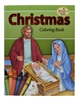 Christmas Coloring Book St. Joseph Series #680
