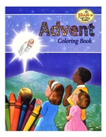 Saint Joseph Advent/Christmas Coloring Books