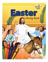 St. Joseph Easter Coloring Book 692