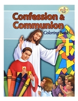 St. Joseph Confession & Communion Coloring Book 695