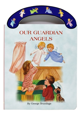 "Our Guardian Angels St. Joseph ""Carry-Me-Along"" Board Book 845/22"