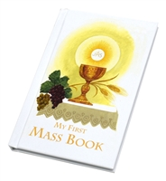 My First Mass Book (Girl) #808/52G